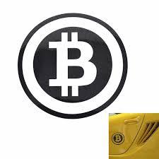 Large Bitcoin Car Sticker Cryptocurrency Blockchain Freedom Sticker Vinyl Car Window Decal Car Stickers Aliexpress