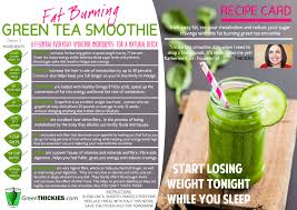 best healthy smoothie recipes weight loss