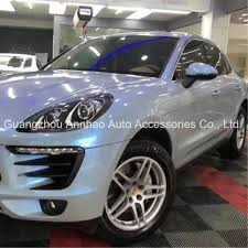 Car Decal Accessories Glossy Candy Grey Chameleon Blue Vinyl China Car Decal Car Accessories Made In China Com