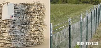 Herdsman Brand Barbed Wire In 2020 Barbed Wire Electric Fence Barbed Wire Fencing