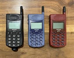 Philips Genie and Genie Sport mobile ...