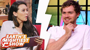 Jessica Henwick and Finn Jones are #Goals and more   Earth's ...