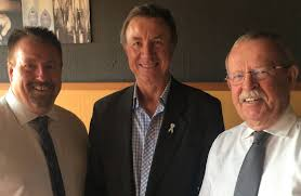 White Ribbon Breakfast told of 'optimism' | The Recorder | Port ...