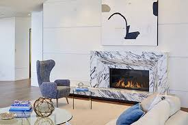 ortal fireplace interior