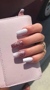 cute awesome acrylic nails design ideas