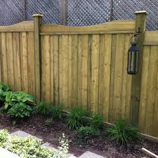 Wood Fencing Styles Heritage Design The Deck And Fence Store