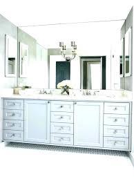 large framed bathroom mirrors frame