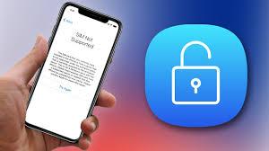 ub sim to unlock iphone x xs xs max xr