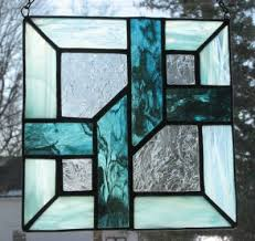 6 week stained glass class presented by