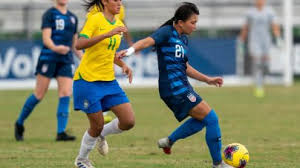 Twenty-eight players called into first U.S. U-16 Girls National ...