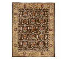 brandon persian style rug pottery barn