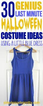 30 last minute costume ideas