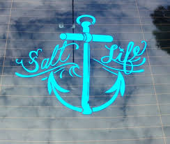 Salt Life 3 My New Sticker For The Jetta Salt Life Stickers Salt Life Decals Car Bumper Stickers