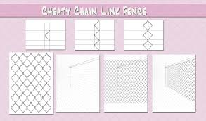 Quick N Dirty Chainlink Fence By Pyxelle Art On Deviantart