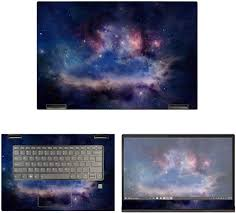 Amazon Com Decalrus Protective Decal Space Skin Sticker For Lenovo Yoga 730 15 15 6 Screen Case Cover Wrap Leyoga730 15 208 Computers Accessories