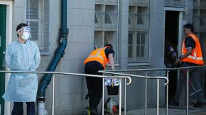 re-enter lockdown in COVID hotspot ...