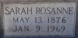 Sarah Rosanne Smith Pepper (1876-1969) - Find A Grave Memorial