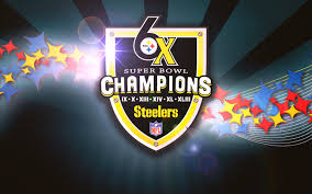 steelers 6x super bowl chions