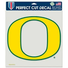 Oregon Ducks Window Decal Car Decal 8 Color Ebay