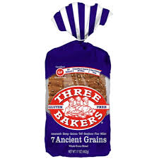 7 ancient grains whole grain bread