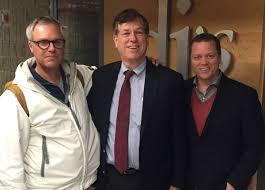 "David Evan ""Daven"" Morrison MD on Twitter: ""Great evening Wed w  @KelloggSchool: @MikeFitz3C @HarryKraemerJr and Gregg Latterman, CEO Aware  Records. #leadership https://t.co/ER1A44mx2H"""