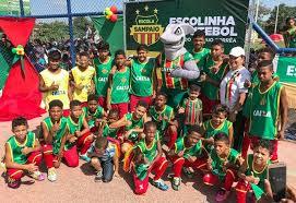 Sampaio Correa Futebol Clube Escolinhas Do Sampaio