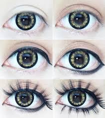 gyaru makeup tutorial pictures
