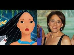 Judy Kuhn Takes You Inside the Music of Disney's Pocahontas - YouTube