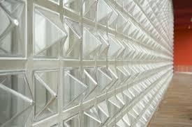 glass block wall design