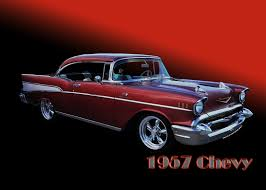 57 chevy background on hipwallpaper