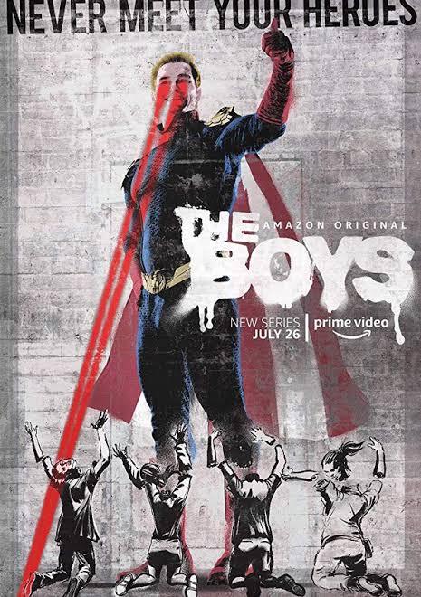 """boys amazon promotional poster ile ilgili görsel sonucu"""""""