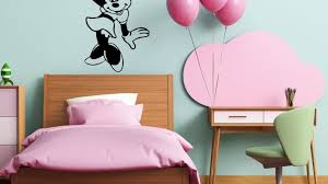 Disney Wall Decals Minnie Mouse Decals Wall Decals And Art