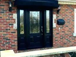 steel entry door replacement techdoz info