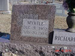 Myrtle Kessener Richardson (1902-1984) - Find A Grave Memorial