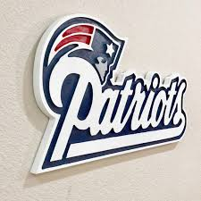Patriots Wood Wall Art New England Patriots Wood Football Sign Boston Nfl Wooden Sports Sign Reclaimed Wood Wall Art Wood Wall Art Wood Pattern Wallpaper