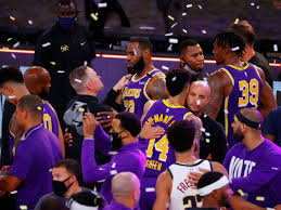 Lakers Heading to NBA Finals for First ...