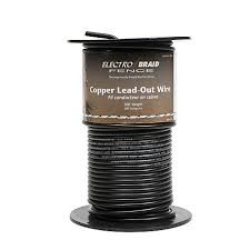 Electrobraid High Voltage Insulated Copper Lead Out Wire Ugcc200 Eb At Tractor Supply Co