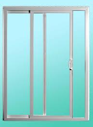 series 411 vinyl sliding patio door