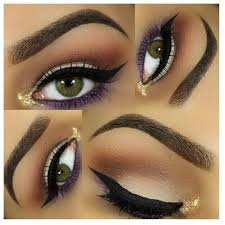 makeup looks for green eyes by sy p