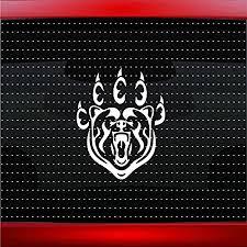 20 Colors Bear Paw 3 Native American Car Decal Window Sticker Feather Wolf Car Truck Graphics Decals Motors Tamerindsa Com Ar