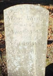 Adeline Allen (1845-1908) - Find A Grave Memorial