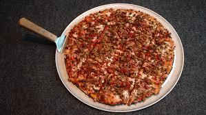 menu sir pizza