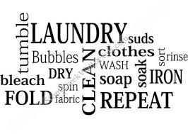 Home Garden Laundry Room Vinyl Wall Decal Subway Letters Soap Fold Rinse Suds Spin Dry Children S Bedroom Words Phrases Decals Stickers Vinyl Art