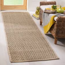 handwoven brown area rug rug size