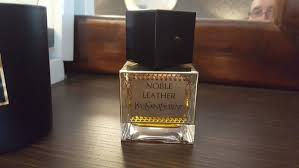 tester ysl noble leather 80ml for