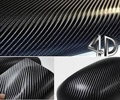 Vvivid Xpo Black 3d Carbon Fiber 5ft X 5ft 25sq Ft Cast Vinyl Decal New Bubble