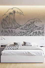 Wave Wall Decals Ocean Wave Wall Decals Ocean Beach Waves Wall Stickers Ocean Wall Decals Sea Wall Decal S Ocean Themed Bedroom Beach Themed Bedroom Ocean Room
