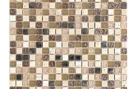 glass mosaic tile blue silver foil xcm