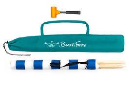 Classic Nautical Beach Windscreen Beach Fence