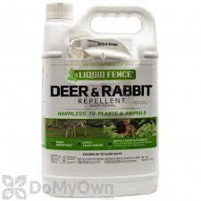 Deer Repellent Control Liquid Deer Fence Spray To Keep Deer Out Domyown Com